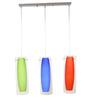 Nicolai Ceiling Lamp in Multicolour by CasaCraft