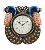 Anuraga Wall Clocks in Multicolour by Mudramark