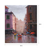 Art Zolo Canvas 36 x 42 Inch Bright Morning Unframed Artwork Painting