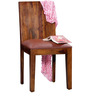 Maritsa Dining Chair in Provincial Teak Finish by Woodsworth