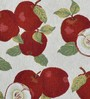 Avira Home Apple Multicolour Cotton & Polyester Placemats - Set of 6