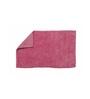 Avira Home Pink Cotton Bath and Toilet Mat - Set of 2