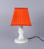 Bertlesen Table Lamp in Orange by Amberville