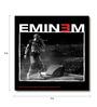 Bravado Multicolour Fibre Board Eminem on Stage Fridge Magnet