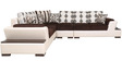 Capital Sectional Corner Sofa in Multi Colour by Star India