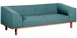 Cavaline 3+2+1 Sofa Set Sofa in Steel Blue Color by Madesos