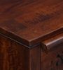 Cheney Chest of Three Drawers in Provincial Teak Finish by Woodsworth