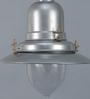 Feliz Pendant Lamp In Silver by CasaCraft