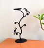 Chinhhari Arts Black Wrought Iron Amazing Tree Candle Stand