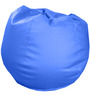 Classic Style Bean Bag Cover in Royal Blue Colour by Sattva