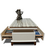 Coffee Table in Dual Tone Finish by Home City