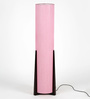 Craftter Pink Fabric Floor Lamp