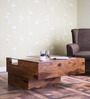 Elkhorn Coffee Table in Provincial Teak Finish by Woodsworth