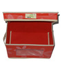 Decorika Canvas Red 2 L Big Universal Multipurpose Storage Box