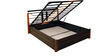Diamond Queen Bed With Hydraulic Storage by HomeTown