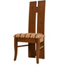 Double Slat High Back Dining Chair by Maruti Furniture