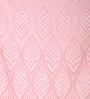 Dreamscape Pink Poly Cotton 48 x 84 Inch Door Curtains - Set of 2
