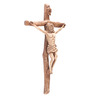 Worrall Jesus Mural Statue in Brown by Amberville