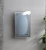 Eglo White Glass Wall Mounted Light