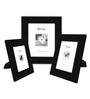 Emigdio Collage Photo Frame in Black by CasaCraft