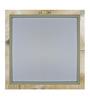 Elegant Arts and Frames Canvas 8 x 8 Inch Spiritual Framed Wall Art