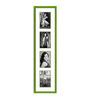 Feliz Collage Photo Frame in Green by CasaCraft