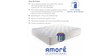 Five Star Mattress with Latex Foam by Amore International