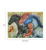Fizdi Canvas 24 x 0.2 x 18 Inch Three Together Unframed Art Painting
