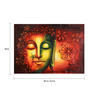 Fizdi Canvas 35 x 0.2 x 24 Inch Divine Light 10 Unframed Art Painting