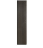 Florid Single Door Wardrobe in Twilight Oak Finish by Godrej Interio