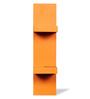 Forzza Orange MDF Ted Wall Shelf
