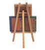 Furnicheer Multicolour Mango Wood 4 x 0.5 x 5 Inch Photo Collage with Easel Stand