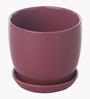 Gaia Pink Ceramic Glazed Table Top