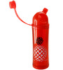 Gingercrush Teens Mickey Plastic Water Bottle in Red Colour
