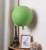 Glowbox Green Acrylic Wall Lamp