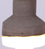 Glowbox Grey Concrete & Resin Pendant