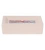 Go Hooked Multicolour Ceramic Bathroom Accessories - Set of 4