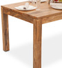 Gresham Six Seater Dining Table in Natural Finish by The ArmChair