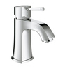 Grohe Grandera Silver Brass Basin Faucet