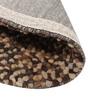 Granada Carpet in Beige and brown by CasaCraft