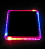 Hit Play LED Coaster