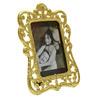 Homesake Golden Metal 9 x 13 Inch Single Photo Frame