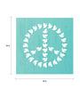 Hulkut Paper 24 x 24 Inch Birds Unframed Digital Art Print