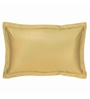 Just Linen Brown Cotton 18 x 27 Pillow Cover - Set of 2