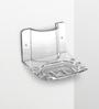 JVS Transparent Plastic Caddy - Set of 2