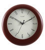 Kaiser Cola Wooden 8.9 Inch Round Wall Clock