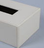Kraftsmen PU Light Grey Tissue Paper Holder
