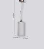 LeArc Designer Lighting HL3568 White Pendant