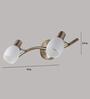 LeArc Designer Lighting ML263-2 Wall Spot Light