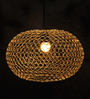 Lahay Pendant in Gold by Bohemiana